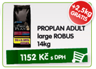 ROYAL CANIN MEDIUM ADULT 15kg - p�vodn� cena 1.314k� / po slev� 1.095k�