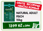 Hills ADULT MEDIUM/chicken 12kg - p�vodn� cena 1.159k� / po slev� 1.049k�