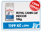 ROYAL CANIN cat INDOOR 10kg - 1199k�
