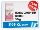 ROYAL CANIN cat KITTEN 10kg - 1199k�