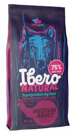 Ibero NATURAL – krmivo inspirované vlky