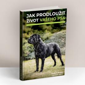 Tip na knihu: Jak prodloužit život vašeho psa