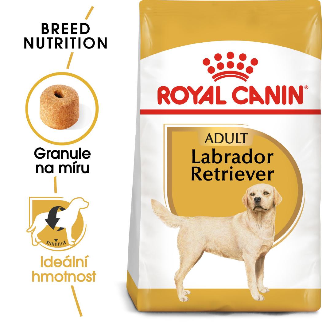 Royal Canin Labrador Adult - granule pro dospělého labradora - 3kg