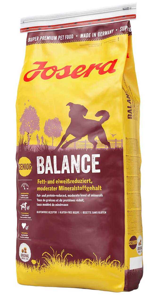 JOSERA dog BALANCE/light/senior - 15kg