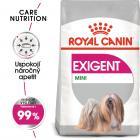 Royal Canin Mini Exigent - granule pro mlsné malé psy