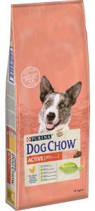 PURINA dog chow ACTIV kuřecí