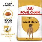 Royal Canin Great Dane Adult - granule pro německou dogu
