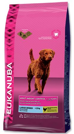 Eukanuba ADULT large light/weight - 3kg
