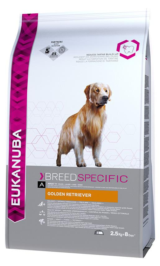 EUKANUBA GOLDEN RETRIEVER