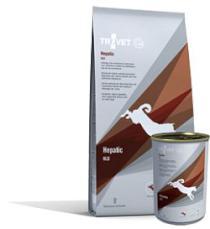 Trovet  dog (dieta)  Hepatic HLD  konzerva