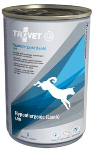 Trovet  dog (dieta) Hypoallergenic (Lamb) LRD  konzerva