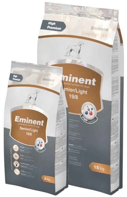 EMINENT SENIOR / LIGHT - 15kg + 2kg GRATIS