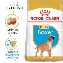 Royal Canin Boxer Puppy - granule pro štěně boxera