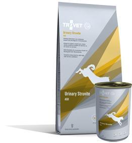 Trovet dog (dieta) Urinary Struvite ASD - 3kg