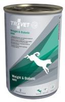Trovet  dog (dieta)  Weight a Diabetic WRD  konzerva