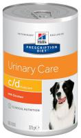 Hills Canine  c/d (dieta) konzerva