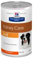 Hills Canine  k/d (dieta) konzerva
