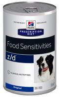 Hills Canine  z/d Ultra Alergen Free (dieta) konzerva