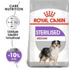Royal Canin Medium Sterilised - granule pro kastrované střední psy