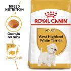 Royal Canin Westie Adult -  granule pro dospělého westíka