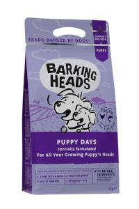 Barking Heads PUPPY days