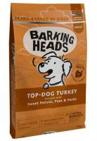 Barking Heads  TOP dog TURKEY