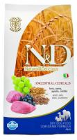 N&D dog LOW GRAIN ADULT MAXI lamb/blueberry