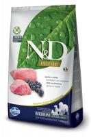 N&D dog PRIME ADULT MEDIUM/LARGE lamb/blueberry