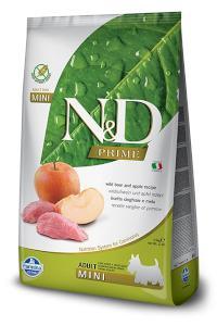 N&D dog PRIME ADULT MINI boar/apple