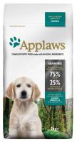 APPLAWS dog PUPPY S/M breed chicken