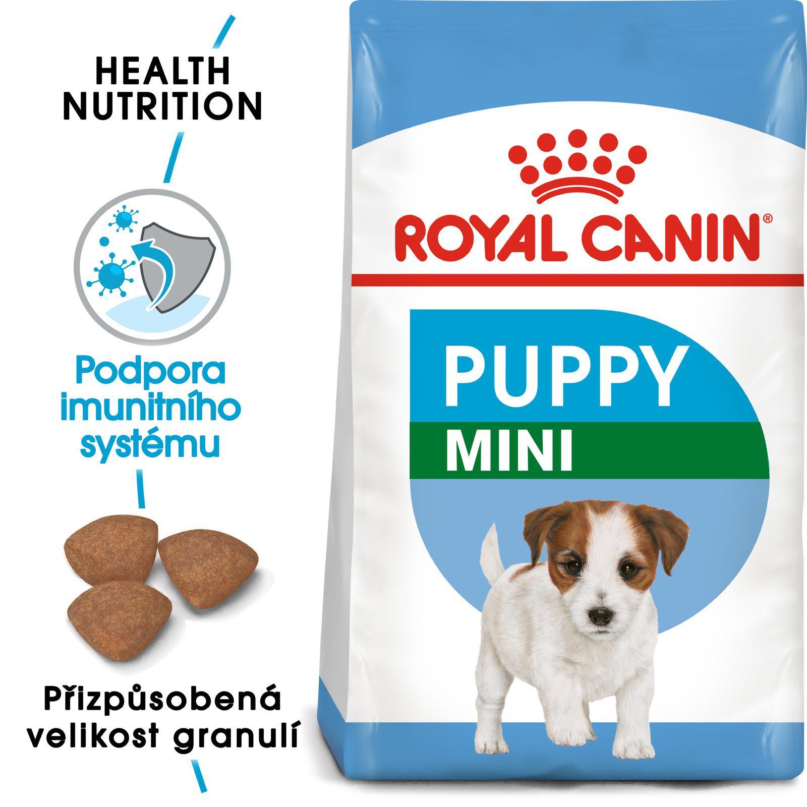 Royal Canin Mini Puppy - granule pro malá štěňata - 2kg