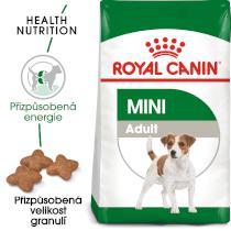 Royal Canin Mini Adult - granule pro dospělé malé psy