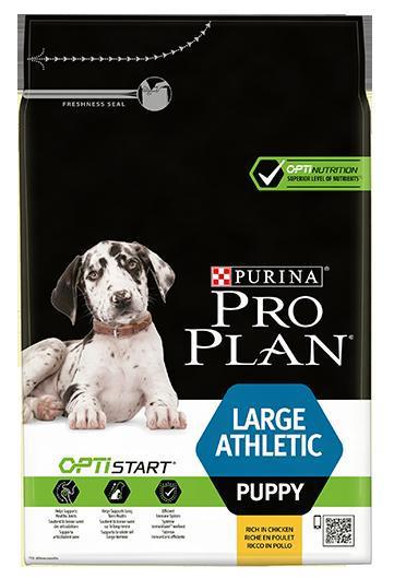 Purina PRO PLAN Dog Puppy Large Athletic - 12kg