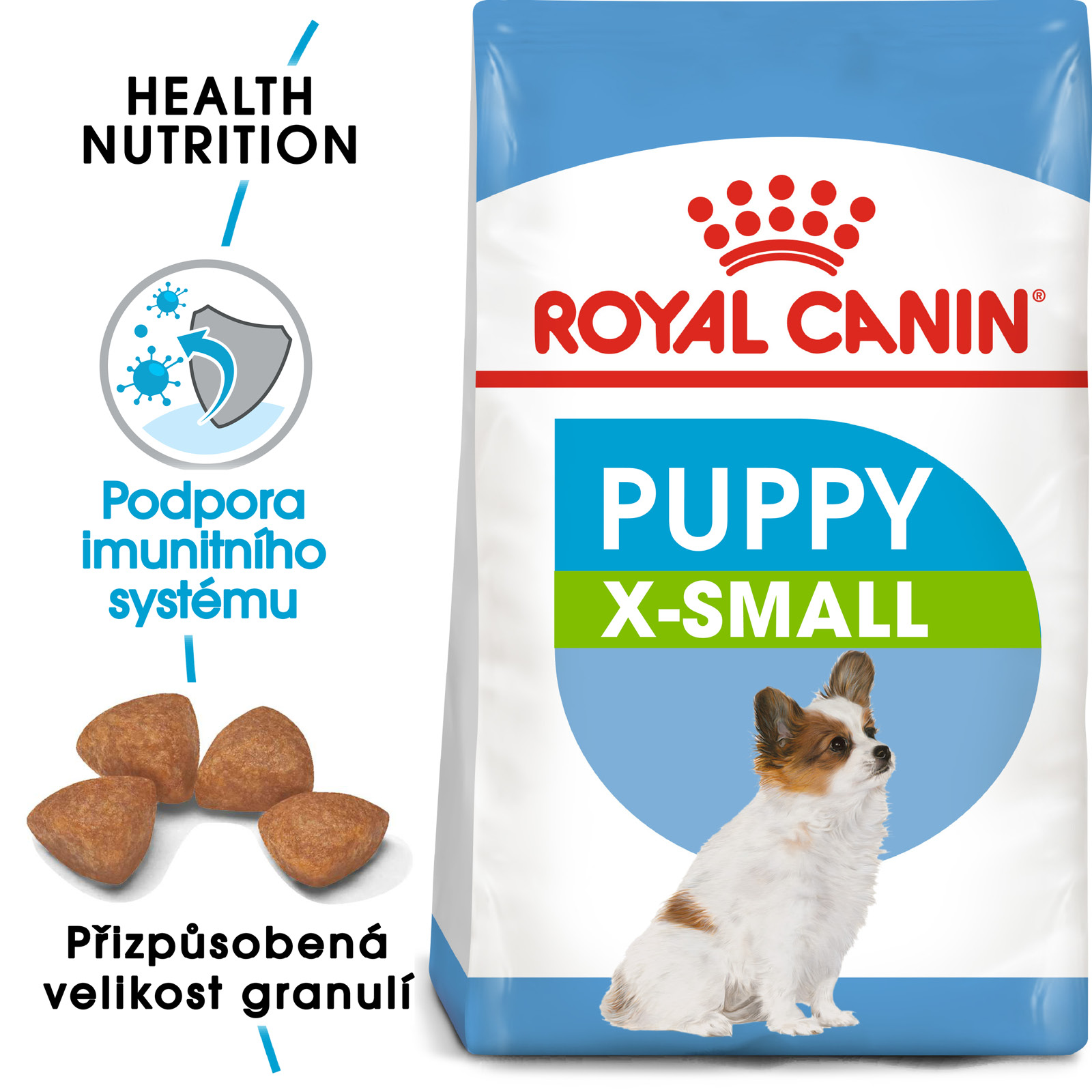 Royal Canin X - Small  Puppy - 1,5kg