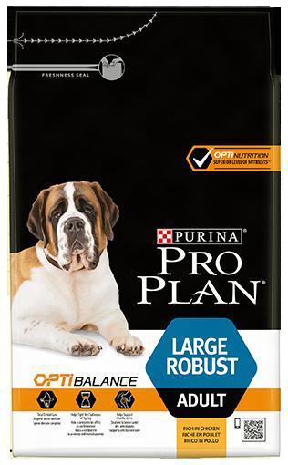 Purina PRO PLAN Dog Adult Large Robust - 3kg
