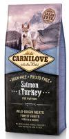 CARNILOVE PUPPIES SALMON/turkey