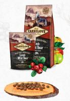 CARNILOVE ADULT  LAMB/wild boar
