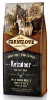 CARNILOVE   ADULT  REINDEER