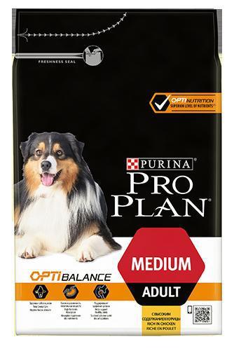 Purina PRO PLAN Dog Medium Adult - 14kg