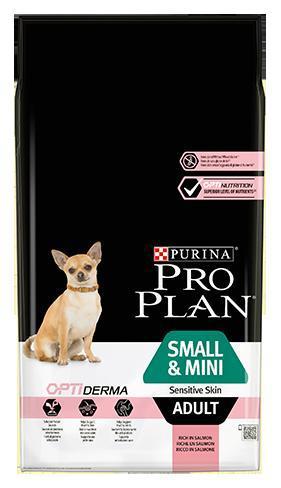 Purina PRO PLAN Dog Adult Small & Mini Sensitive Skin - 3kg