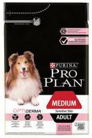 Purina PRO PLAN Dog Medium Adult Sensitive Skin