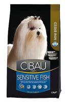 CIBAU SENSITIVE FISH/rice MINI