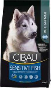 CIBAU SENSITIVE FISH/rice MEDIUM/MAXI