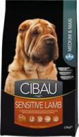 CIBAU SENSITIVE LAMB/rice MEDIUM/MAXI