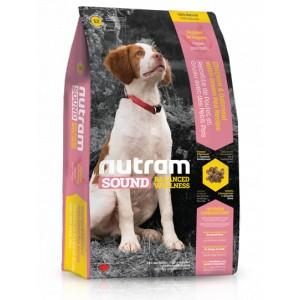 NUTRAM dog S2 - SOUND PUPPY - 11,4kg