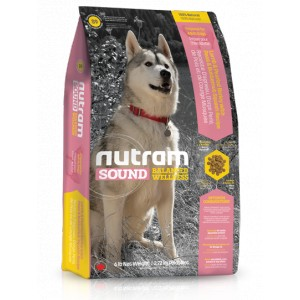 NUTRAM dog S9 - SOUND ADULT LAMB - 13,6kg
