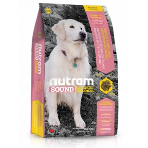 NUTRAM dog S10 - SOUND SENIOR - 2,72kg