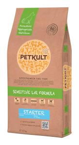 PETKULT dog  STARTER lamb/rice