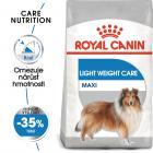 Royal Canin Maxi Light Weight Care - dietní granule pro velké psy
