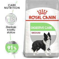 Royal Canin Medium Digestive Care - granule pro střední psy s citlivým trávením